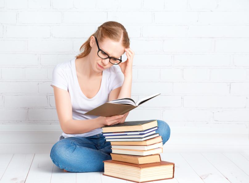 Curiosidades: los libros en inglés más difíciles de leer | What's Up!