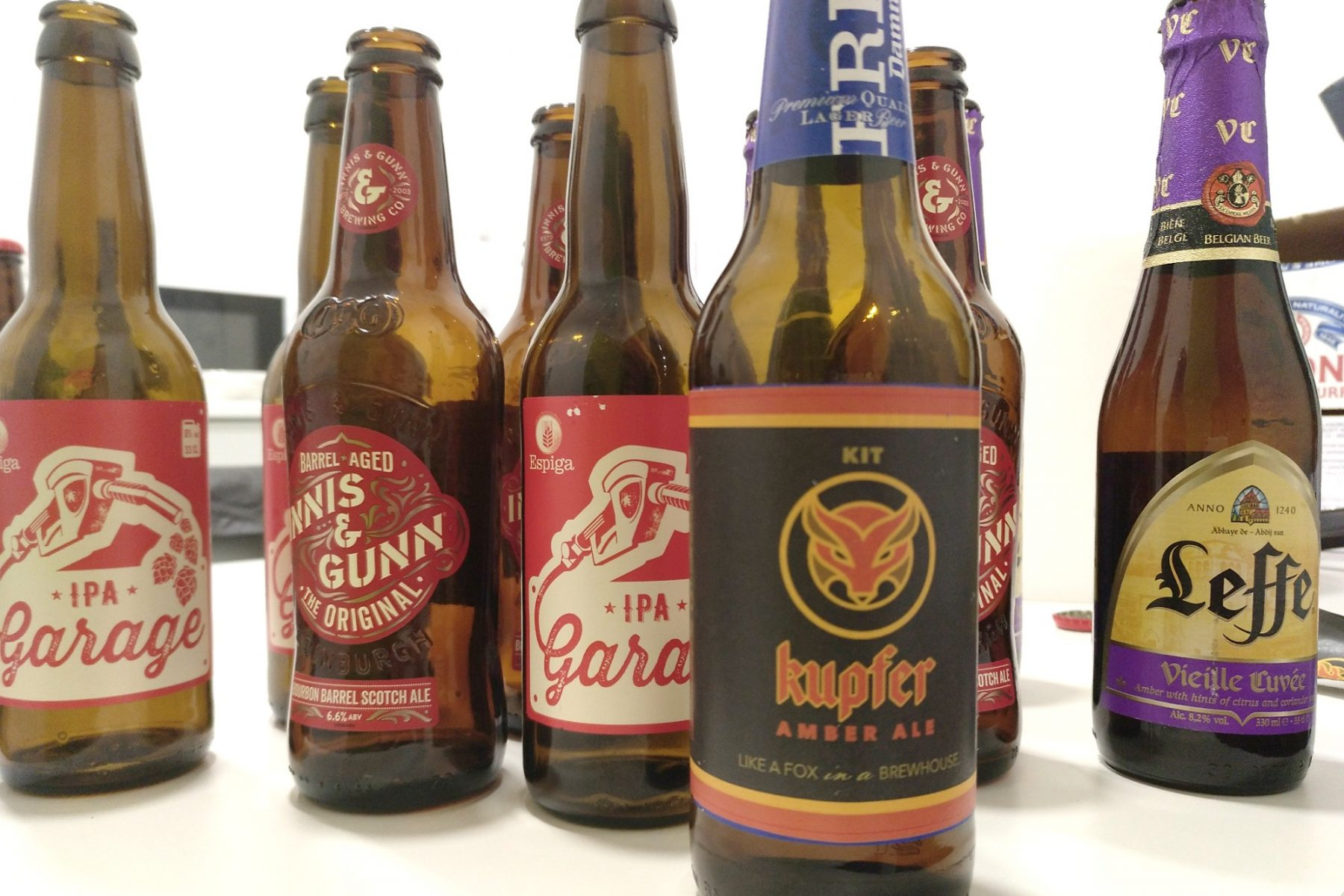 Cata de cervezas Beer Tasting