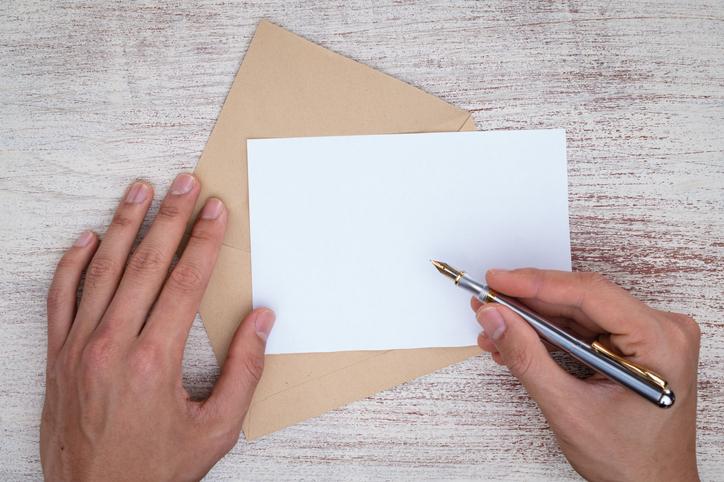 Cómo Despedirse En Una Carta En Ingles What S Up