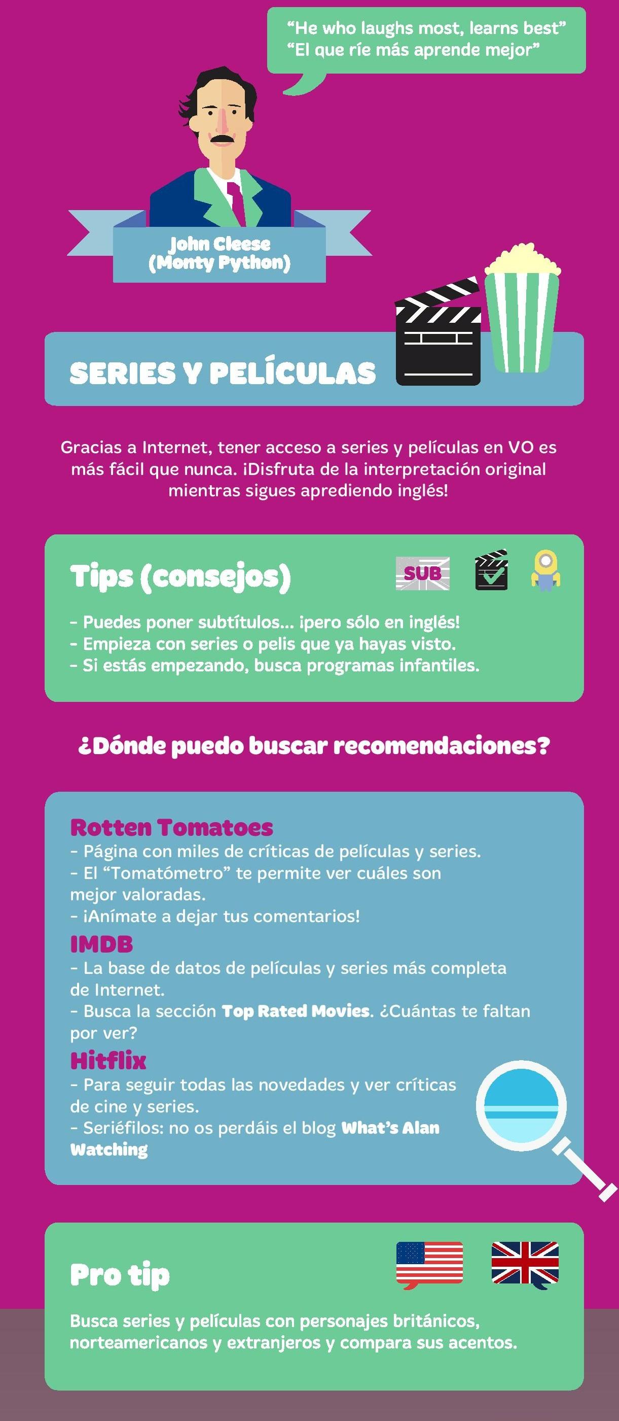 Las Mejores Series Para Aprender Inglés What S Up